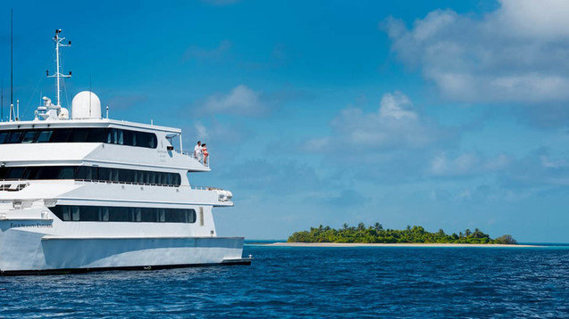 On-Board the Four Seasons Explorer